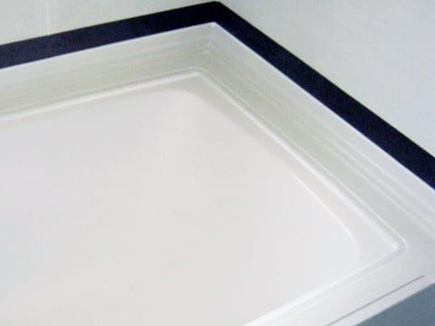 浴槽の樹脂コーティング塗装 施工後の写真1