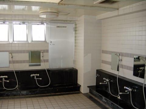 大浴場施工前の画像
