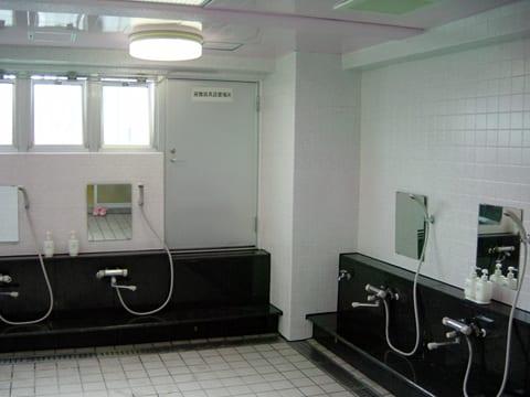 大浴場施工後の画像
